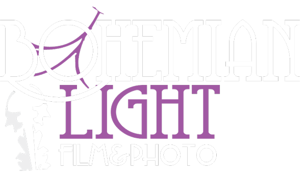 Bohemian Light Retina Logo
